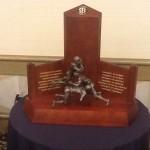 2012 SEC Championship Trophy