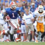 NCAA Football: Tennessee Volunteers at Florida Gators