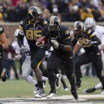 Football - Missouri vs. Kansas State