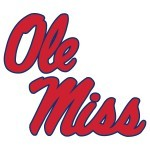 Ole Miss Stacked Logo