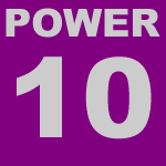 Power 10 Logo